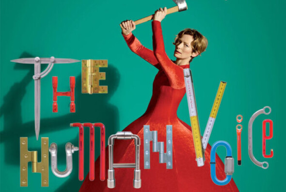 Pedro Almodóvar's short movie The Human Voice comes out on DVD