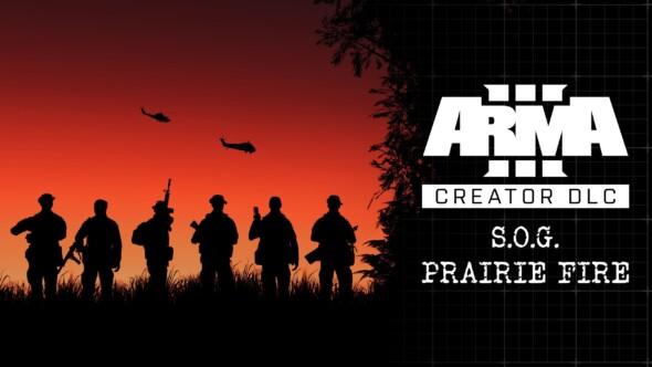 Arma 3 gets a creator DLC: S.O.G. Prairie Fire, launches today on Steam