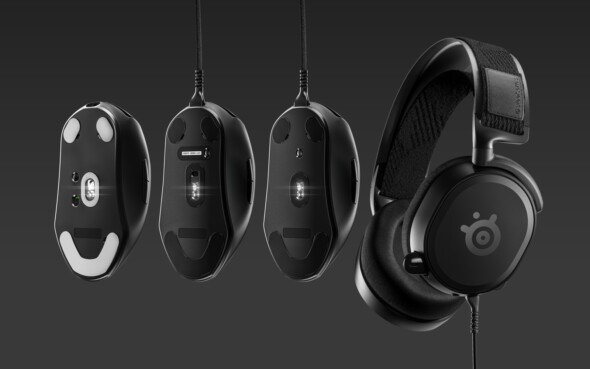 SteelSeries announces Prime, a new generation of mice and headsets