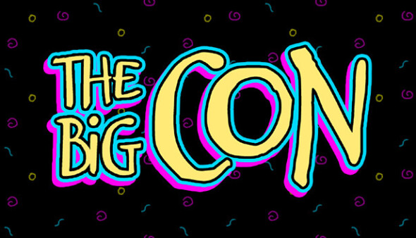 Mighty Yell's The Big Con will be coming out this Summer