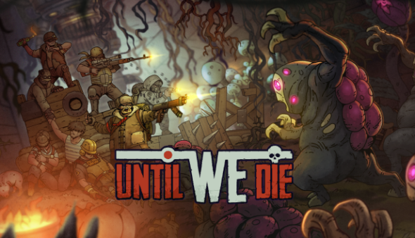 Side-scrolling strategy game 'Until We Die' out NOW on Steam