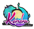 Kickstarter Launch Today – Kandra: The Moonwalker