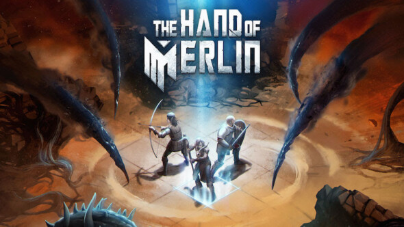 Rogue-Lite RPG The Hand Of Merlin Out Now On Steam