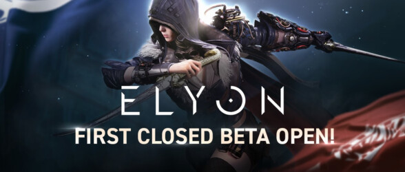The First Closed Beta for Elyon in North America and Europe is Now Open!