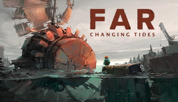 FAR: Changing Tides delivers a second adventure in Okomotive's post-apocalyptic world