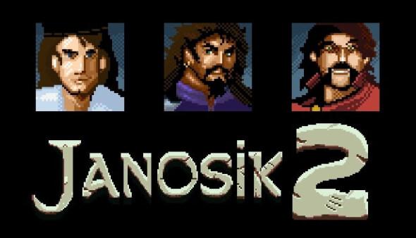 Retro action-platformer Janosik 2 has been announced