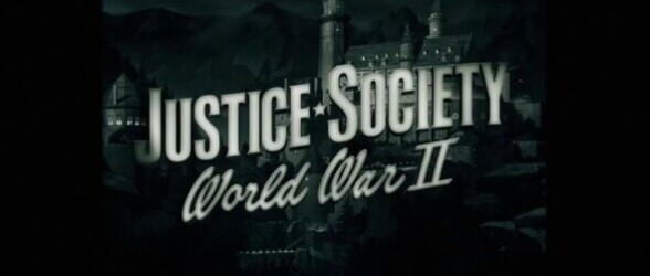 Justice Society: World War II (DVD) – Movie Review