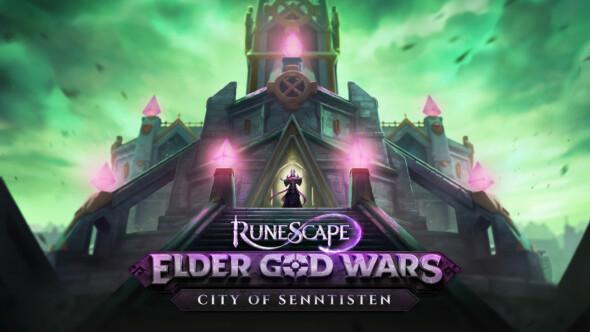 All new RuneScape quest Elder God Wars: City of Senntisten launches today