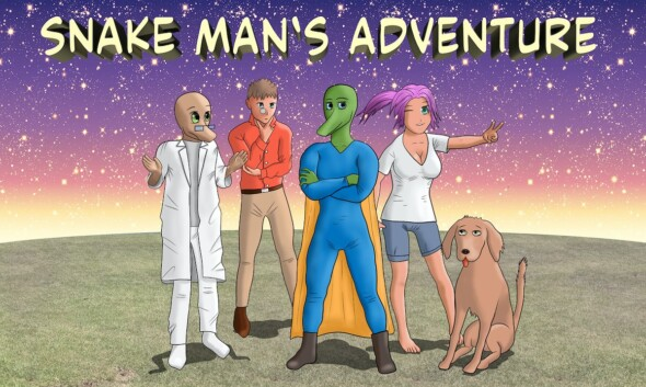Snake Man's adventure released