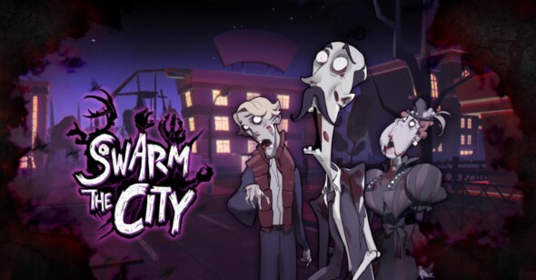 Try the demo for Swarm the City on June 16 on Steam before its release