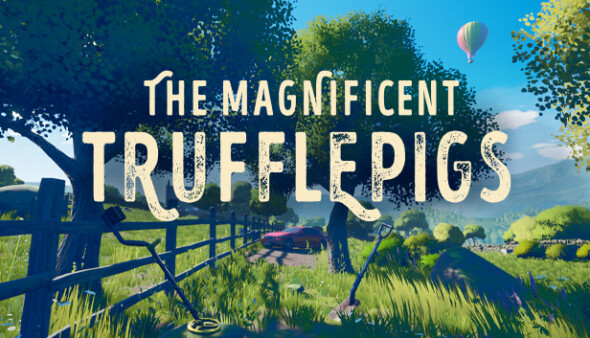 Boop! Beep! Beep! The Magnificent Trufflepigs is out NOW on PC