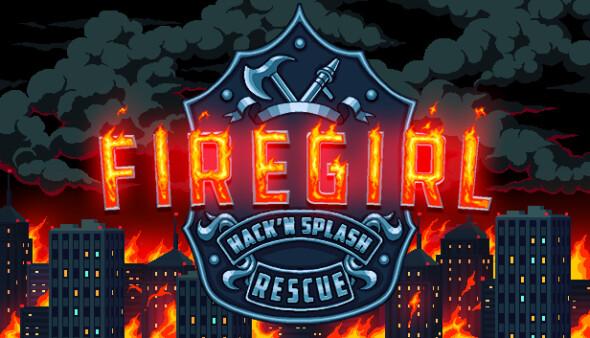 Action rescue platformer Firegirl announced during Guerilla Collective