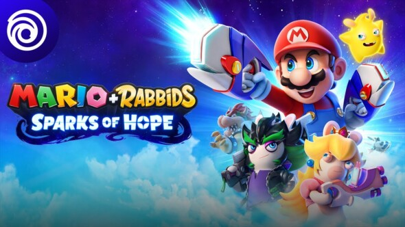 Mario and the Rabbids are reuniting for Sparks of Hope