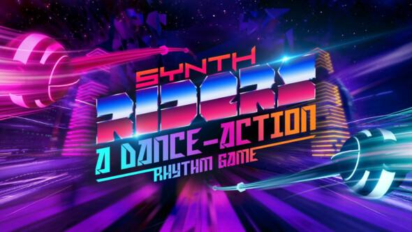 Synth Riders dances onto PS VR today!