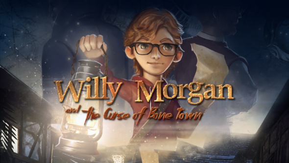Willy Morgan and the Curse of Bone Town Releases Today for Nintendo Switch