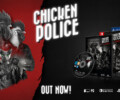 Chicken Police – Paint It Red Releasing Physical Copies
