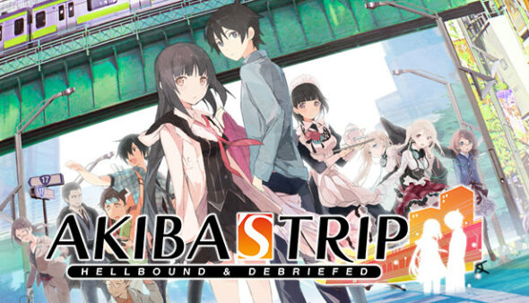 AKIBA'S TRIP: Hellbound & Debriefed now out for Switch and PS4