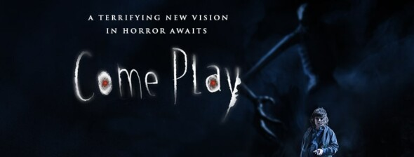 A chilling new horror film by Jacob Chase 'Come Play' will be digitally available this August