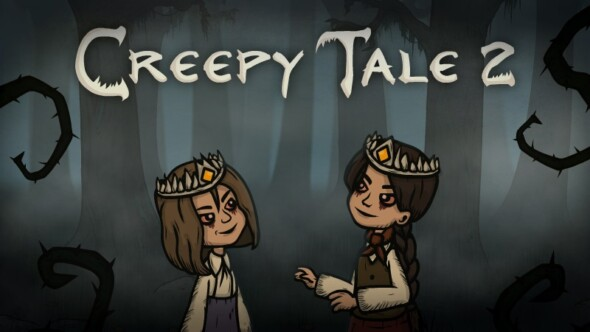 Creepy Tale 2 is now available on Steam