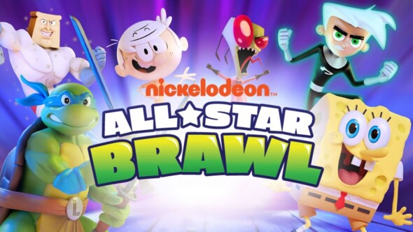 Get ready to rumble with Nickelodeon All-Star Brawl