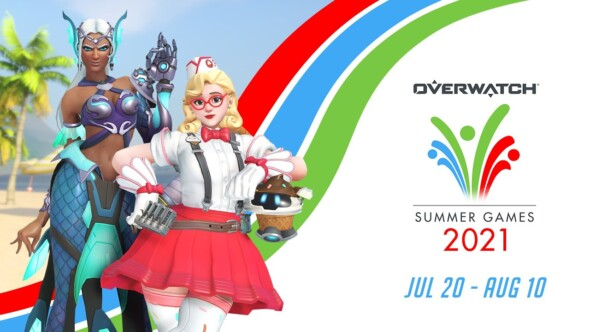 Overwatch Summer Games 2021 Are Now Live!
