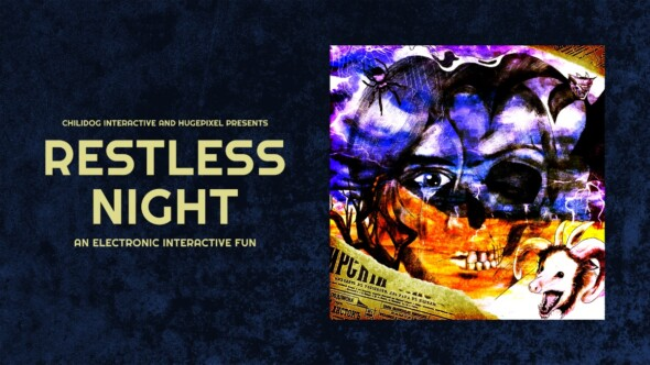 Restless Night is now available for pre-order
