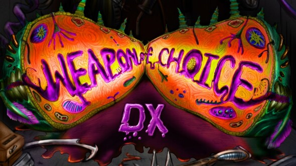 Weapon of Choice DX is coming to the Xbox Series, PS4, PS5, and Switch