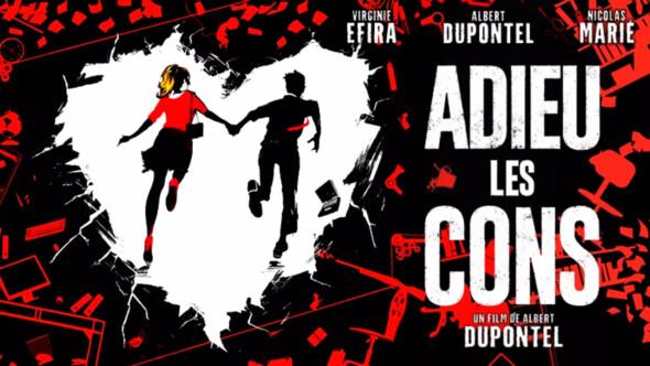 Albert Dupontel releases comedy-drama movie Adieu Les Cons