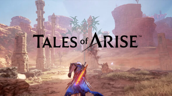 Try out the Tales of Arise demo TODAY!