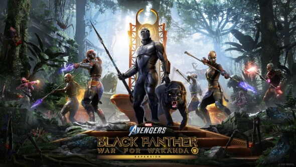 Marvel's Avengers: Black Panther – War for Wakanda available now