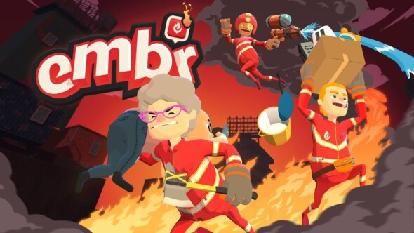 Fight fires with your friends in Embr – Releases September 23rd