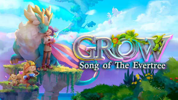 Grow: Song of the Evertree – Release date & trailer!