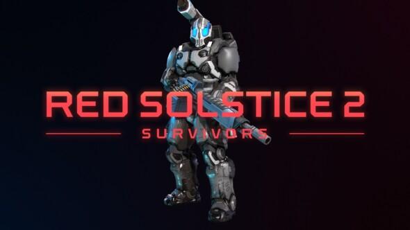 Red Solstice 2: Survivors new Terminator class
