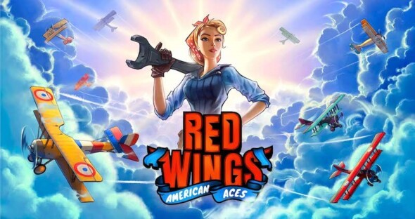 Red Wings: American Aces announced