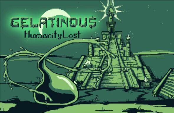 Gelatinous:Humanity Lost, coming to Kickstarter on September 16