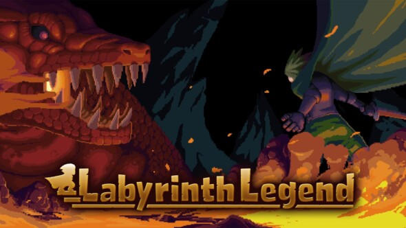 Labyrinth Legend is arriving on Nintendo Switch this upcoming Spring 2022!