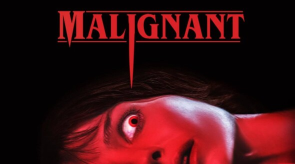 Halloween is coming and so is Malignant, available to stream from the 4th of October (BE)