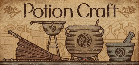 New trailer and release date for Potion Craft