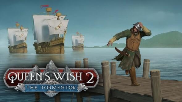 Final Kickstarter week starts for Queen's Wish 2: The Tormentor