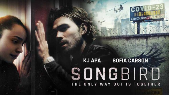 'Songbird' offers a bleak look into the near future next month