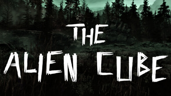 The Alien Cube – Soon to be released!