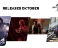 Brand new entertainment and old-school classics coming to your home screen in October