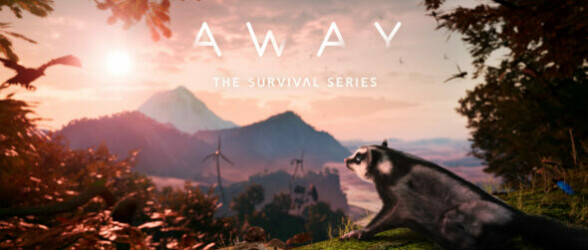 Star in your own nature documentary in AWAY