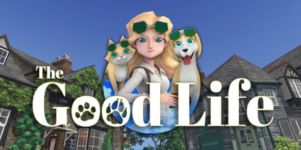Small-town detective The Good Life releasing October 15th