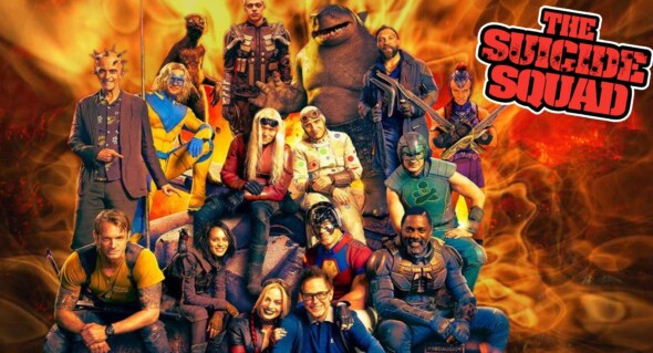 The Suicide Squad's next mission? Take over your streaming services!