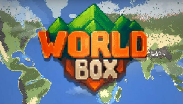 WorldBox lets you play God…literally!