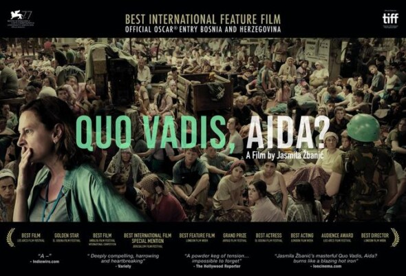 Quo Vadis, Aida? – Soon to be released on DVD!