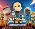 Space Crew: Legendary Edition – Out now on PC and consoles!