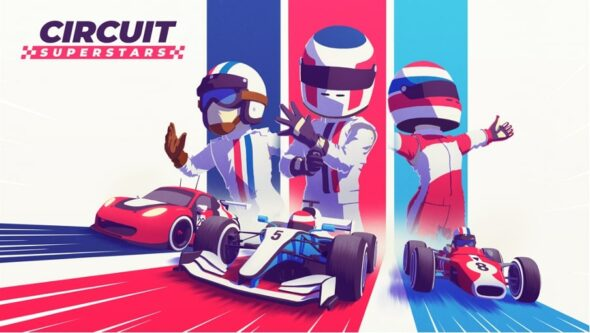 Ready, set go! Circuit Superstars is off to the races today!